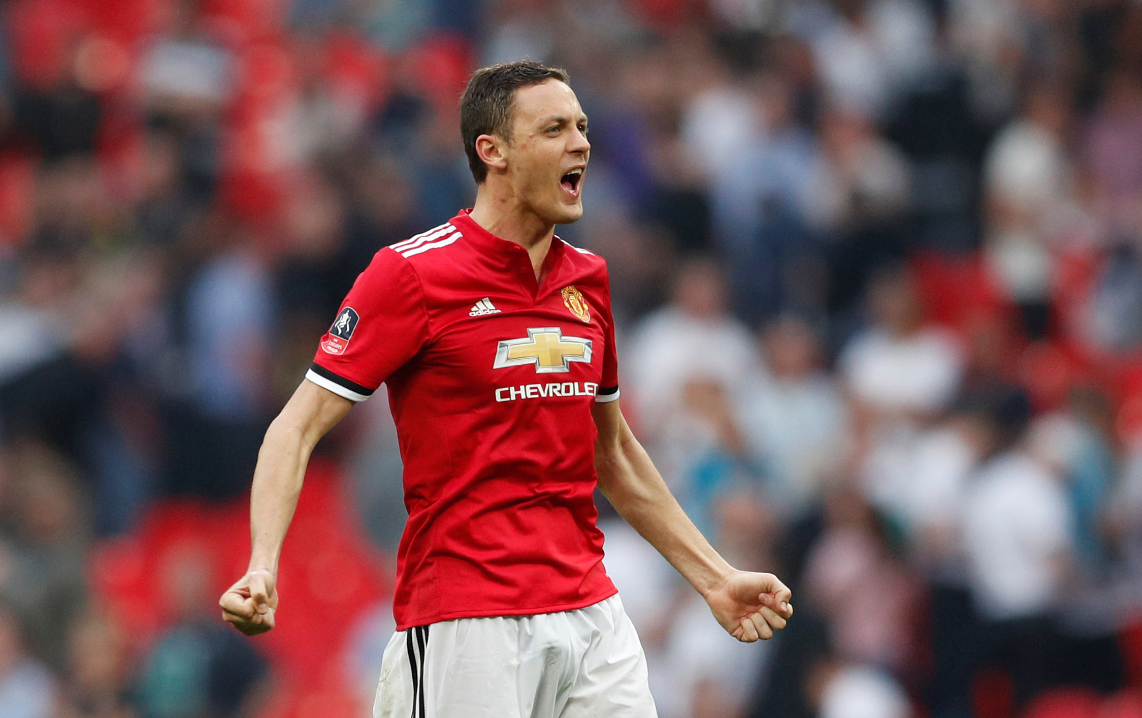 'Few can stop me, but Matic can' – Manchester City star hails Serbian midfielder