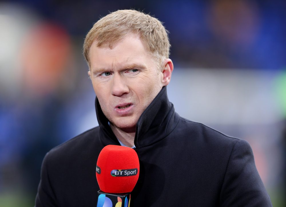 """Scholes Warns Solskjaer That He Must Show He Can Compete With """"Proven Winners"""" Like Guardiola, Tuchel And Klopp"""