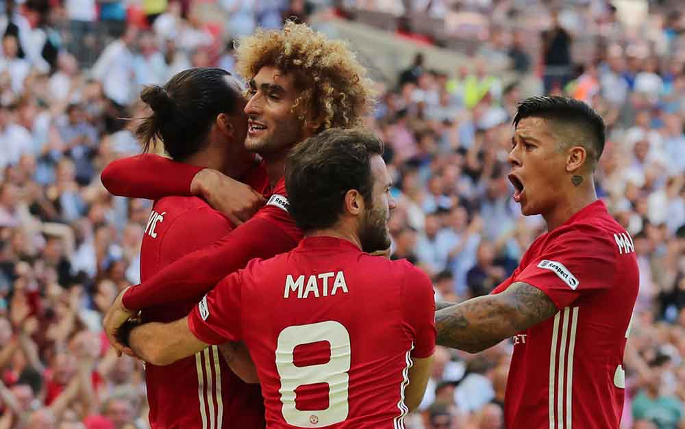 Why Marouane Fellaini to Besiktas would be a good piece of business