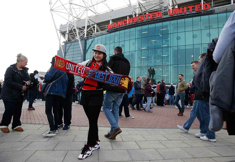Manchester United Could Win The Title, But Probably Won't