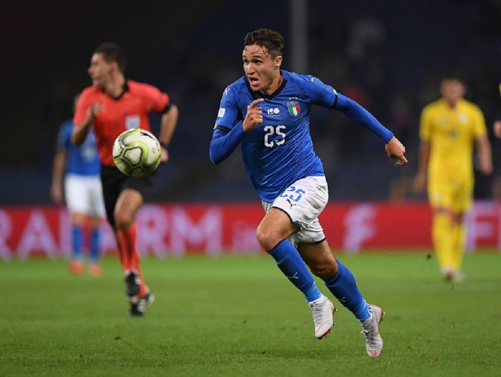 United Among Clubs Weighing Up 110M Swoop For Italian International