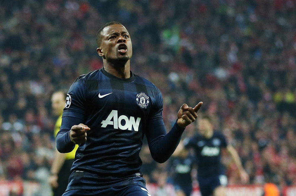 'What An Absolute Legend' 'Make A Statue Of This Man' United Fans React As Evra Aims Cheeky Dig At Rivals City