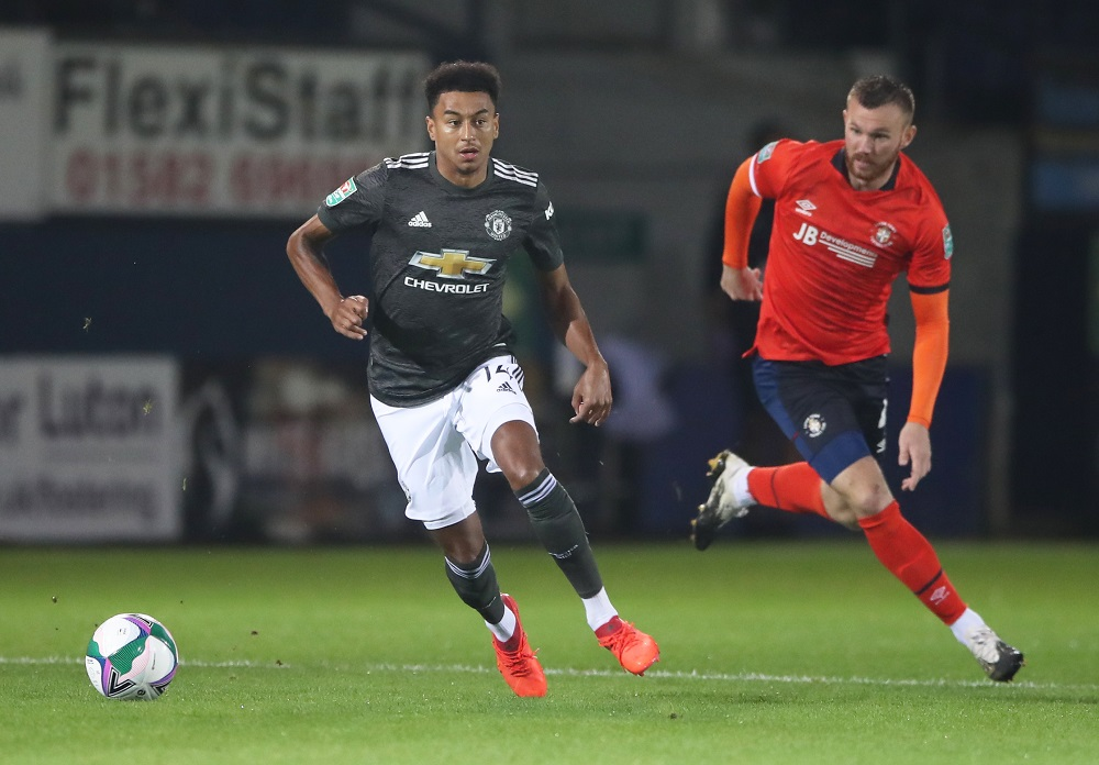 '15 Goals This Season If Ole Plays Him' 'What A Lad' Fans Hail United Ace After International Display